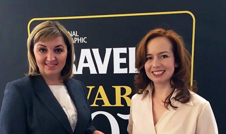 Калужская область стала лауреатом премии National Geographic Traveler Awards 2019!