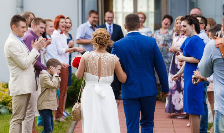Свадьба на свежем воздухе «Амбассадор Калуга»