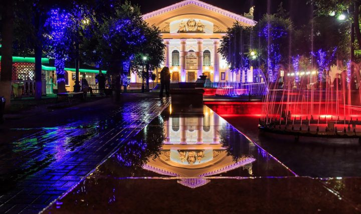 Калуга – город со славным прошлым, устремленный в будущее