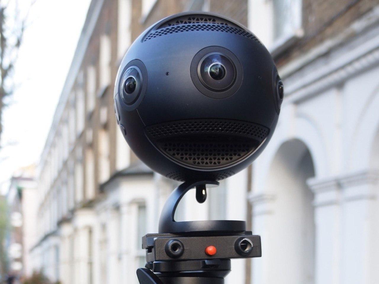 Камера-Insta-360-Pro