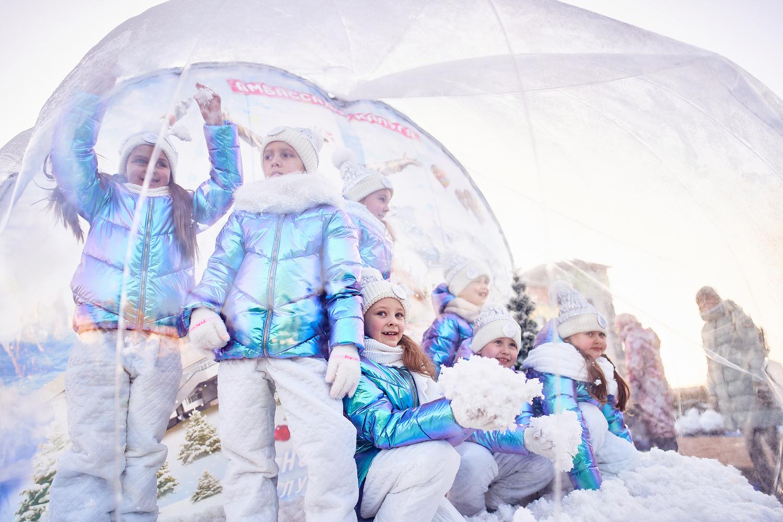 Открытие «Резиденции Снежной Королевы»