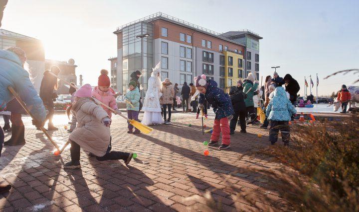 Первый День столичной новогодней жизни в Отеле «Амбассадор Калуга»
