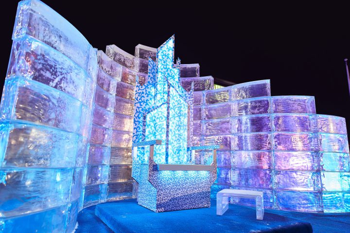Резиденция Снежной Королевы в отеле «Амбассадор Калуга»