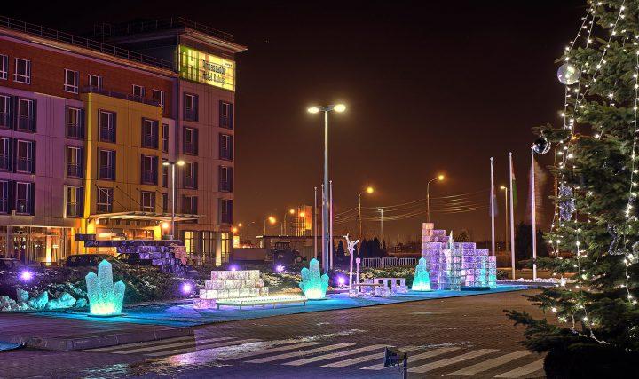 Туроператоры России в гостях у Отеля «Амбассадор Калуга» с участием… Снежной Королевы!