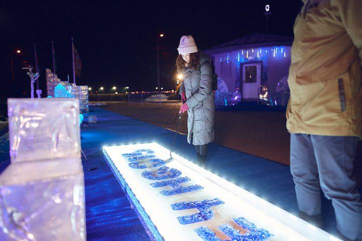 Туроператоры из 14 регионов России в гостях у Отеля «Амбассадор Калуга» с участием... Снежной Королевы!