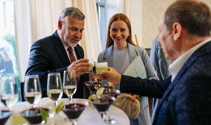 Сезон гастрономических ужинов «Кухни мира-2021» открыт!