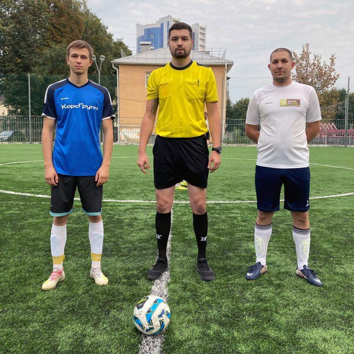 Команда Отеля «Амбассадор Калуга» заняла второе место в Серебряном кубке Калужской футбольной лиги